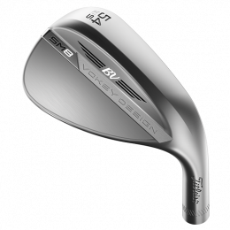 Titleist Vokey SM8 Tour Chrome wedge 60°10°, pánská, pravá