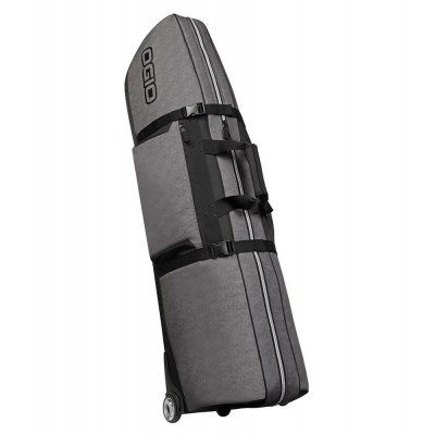 OGIO Straight Jacket Travel bag, šedý/černý