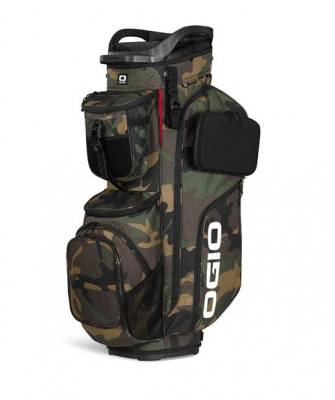 OGIO Alpha Convoy 514 Cart bag, maskáč