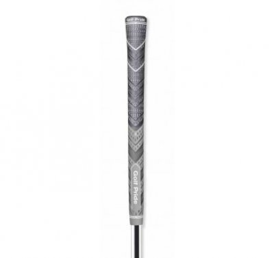 Golf Pride Multicompound Cord Plus4 grip, šedý