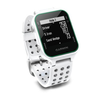 Garmin Approach S20 White Lifetime